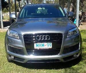 2009 Audi Q7 Wagon Emerald Central Highlands Preview