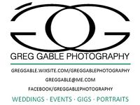 Freelance Events, Wedding, Portrait and Creative Photographer For Hire