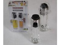 Salad oil / vinegar spray set