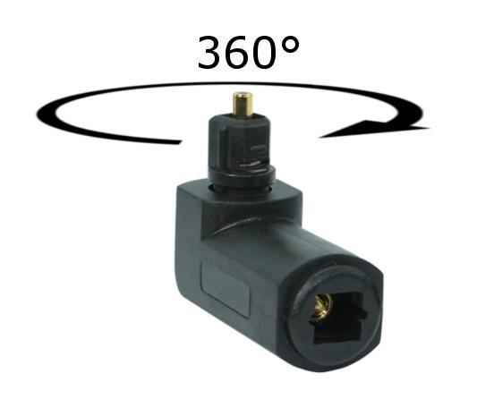 1,5m SunshineTronic Optisches Toslink Digital Audio Kabel SPDIF # AC001-1.5