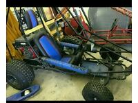 Clarke wildcat buggy swap for cr yz rm kx 85 125 250 500 450 mx