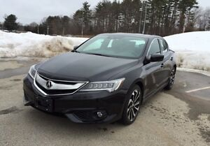 LEASE TAKE-OVER!! Gorgeous ACURA ILX 2016 Black on Beige