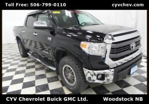 2015 Toyota Tundra SR5 - Crew Cab - Sunroof, Heated Seats & Rear
