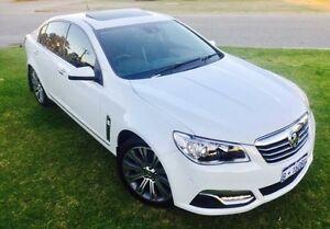 2013 Holden Calais VF V White 6 Speed Automatic Sedan Maddington Gosnells Area Preview