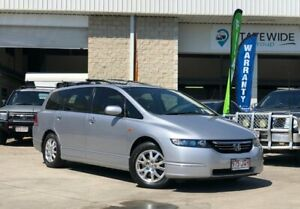 2006 Honda Odyssey 3rd Gen Luxury Silver 5 Speed Sports Automatic Wagon East Brisbane Brisbane South East Preview