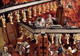 Lego starwars builder