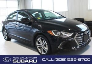 2017 Hyundai Elantra Limited | LEATHER | BACKUP CAMERA | SUNROOF