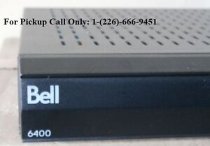 Bell TV 6400 HD High Definition Satellite Receiver w/HDMI output