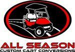 All Season Custom Cart Conversions
