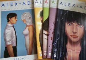 Echo et Alex + Ada Graphic novels