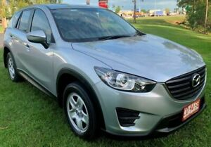 2016 Mazda CX-5 KE1072 Maxx SKYACTIV-Drive FWD Silver 6 Speed Sports Automatic Wagon Berrimah Darwin City Preview