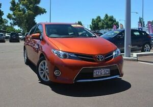2013 Toyota Corolla ZRE182R Ascent Sport Orange 6 Speed Manual Hatchback Gosnells Gosnells Area Preview