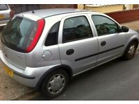 IMMACULATE VERY LOW MILEAGE VAUXHALL CORSA 1.0 FSH/5 DR/CHEAPEST TWX & INSURANCE/12m MOT £1475 PX?
