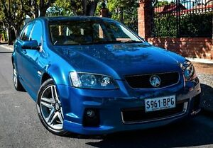 2012 Holden Commodore VE II MY12 SV6 Sportwagon Green 6 Speed Sports Automatic Wagon Medindie Walkerville Area Preview