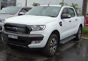 2017 Ford Ranger PX MkII MY17 Wildtrak 3.2 (4x4) White 6 Speed Automatic Dual Cab Pick-up South Nowra Nowra-Bomaderry Preview