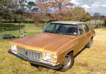 1977 Holden Kingswood Deluxe  Sedan Young Young Area Preview