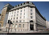 Waterloo SE1. Light & Large 1 Bed Furnished Flat in County Hall. Porter, Gym & Pool