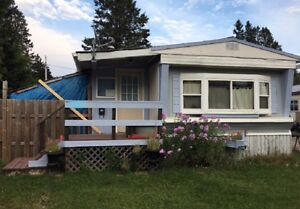Cute 2 Bedroom Mobile Home for Sale