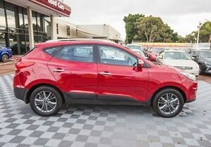 2015 Hyundai ix35 LM3 MY15 Elite AWD Red 6 Speed Sports Automatic Wagon Alfred Cove Melville Area Preview