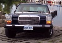 1976 Mercedes-Benz 240D Locals only!
