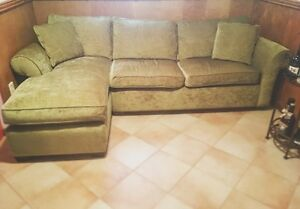 Stylus Custom Designed Down Stuffed Couch $300 OBO (Cloverdale)