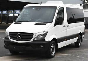 2015 Mercedes-Benz Sprinter NCV3 316CDI Low Roof MWB 7G-Tronic White Sports Automatic Van Oakleigh Monash Area Preview