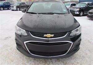 2017 Chevrolet Sonic 4Dr Apply Today!! Drive Today!