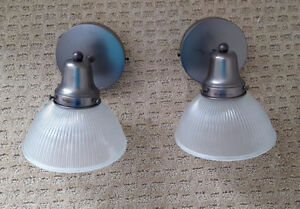 IKEA Wall Lamps (two pieces)