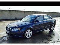 Audi A4 1.8t Quattro s line
