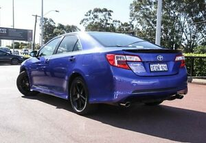 2014 Toyota Camry ASV50R RZ Blue 6 Speed Sports Automatic Sedan Westminster Stirling Area Preview
