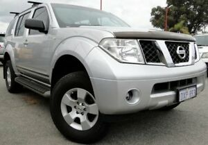2010 Nissan Pathfinder R51 MY08 ST Silver 6 Speed Manual Wagon Bellevue Swan Area Preview