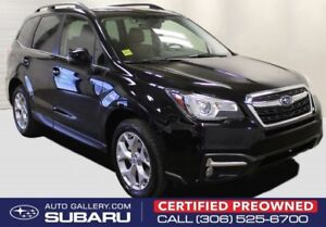 2018 Subaru Forester LIMITED W/ EYESIGHT | FULLT TIME AWD | BLIN