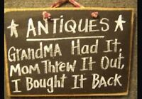 Antique collection for sale. I can ship to you