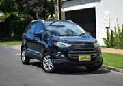 2014 Ford Ecosport BK Titanium PwrShift Black 6 Speed Sports Automatic Dual Clutch Wagon Medindie Walkerville Area Preview