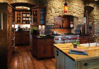 Affordable Kitchen Renovations! Save 15% off if you book now!