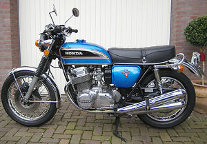 Honda CB 750, 550, 500, 400 & 350 Fours - Bikes & Parts