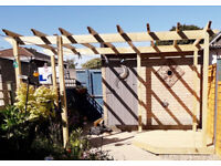 Handyman carpenter - fencing, decking, pergola, kitchen, furniture installation,stairs,doors,floor