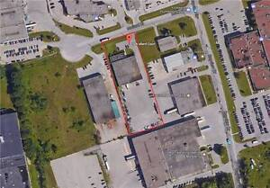 Barrie Commercial Factory on 1.63 acres