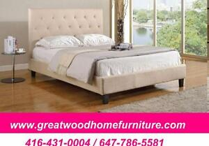 BRAND NEW QUEEN SIZE BED FRAME..$299 ONLY