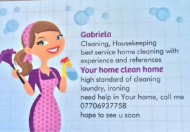 Best cleaning and positive attitude