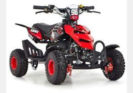 Kids 50cc quad bike (mint condition)