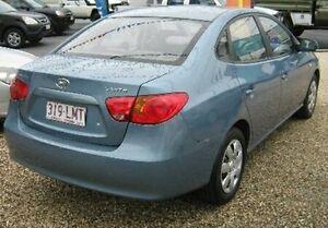 2009 Hyundai Elantra HD SX Blue 5 Speed Manual Sedan Bungalow Cairns City Preview