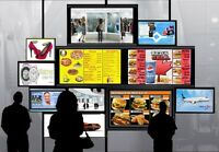 DIGITAL MENU BOARD & TV SYSTEMS