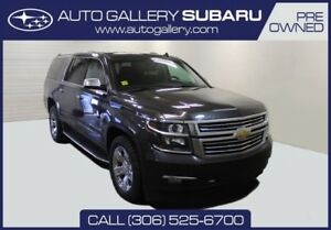 2015 Chevrolet Suburban LTZ | PST PAID | LOCAL TRADE | CELAN HIS