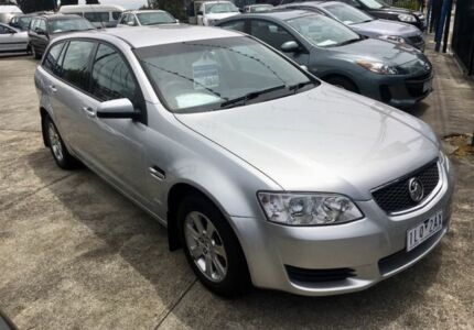 2011 Holden Commodore VE II Omega Silver 6 Speed Automatic Sportswagon Dandenong Greater Dandenong Preview