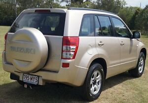 2010 Suzuki Grand Vitara JB MY09 Gold 4 Speed Automatic Wagon Bundaberg West Bundaberg City Preview