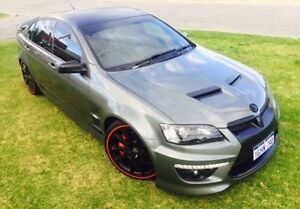 2011 Holden Special Vehicles Clubsport E3 R8 Grey 6 Speed Manual Sedan Maddington Gosnells Area Preview