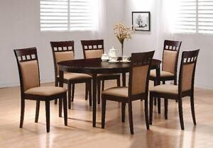 7 Piece Dining Room Set with cheap Delivery Available