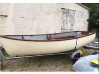 Dinghy Boat for Sale 12ft GRP £850 ONO
