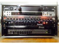 For Sale: Bass Rig - Ampeg SVT-3 Pro Bass Head, SansAmp RBI Preamp, DBX 166XL & Korg DTR-1 Tuner
